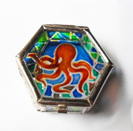 Ringdose Oktopus