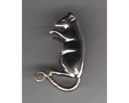Kettenanhänger Ratte