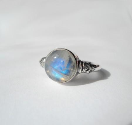 Ring Mondstein