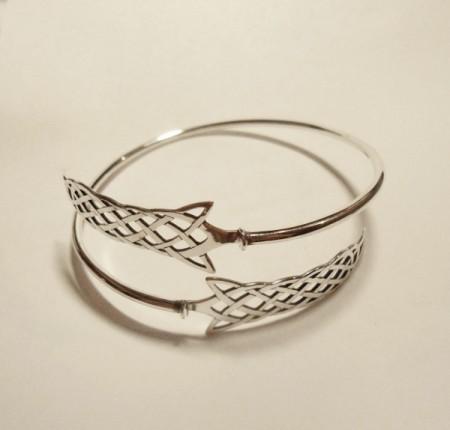 Oberarmreif keltischer Knoten