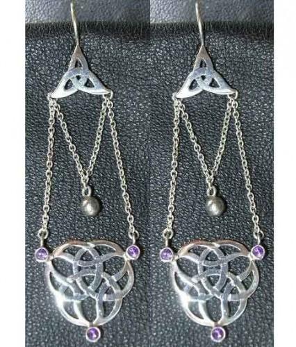 Ohrhänger keltische Knoten